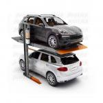 Beneficios de los duplicadores de espacio ampliar la capacidad en el  estacionamiento