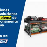Estacionamientos Automáticos: La solución ante la escasez de estacionamientos vehiculares en Lima