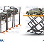 Elevadores de autos: Conoce los beneficios de estos modernos equipos para estacionamiento