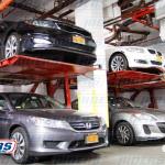 ¿Qué tipo de vehículos puedo estacionar en un duplicador de parqueo?