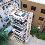 5 beneficios del sistema de estacionamiento giratorio